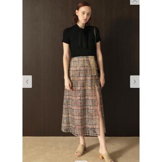 Lily Brown - リリーブラウン ・スカートパンツ