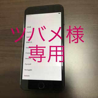 Apple - iPhone7 plus 32GB ブラック