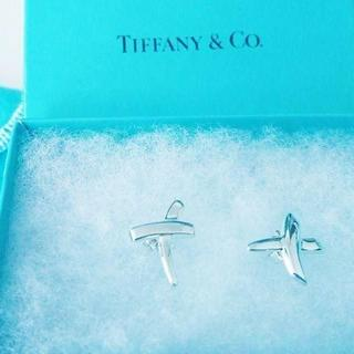 ティファニー(Tiffany & Co.)の☆新品☆未使用☆ティファニー キスピアス(シルバー)(ピアス)