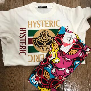 HYSTERIC MINI - Tシャツ テディレギンス セット