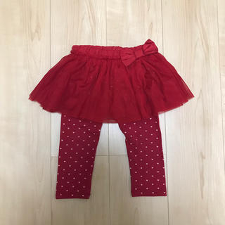ベビーギャップ(babyGAP)のチュールスカート付レギンス(スカート)