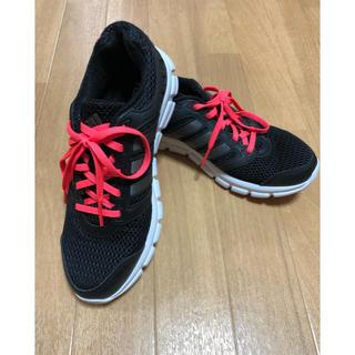 adidas - アディダス adidas ランニングシューズ 24.5㎝