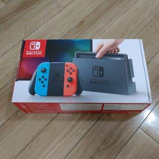 Nintendo Switch - Nintendo Switch ネオン旧型
