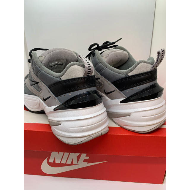 NIKE(ナイキ)の新品 NIKE ナイキ M2K テクノ グレー メンズ 28 メンズの靴/シューズ(スニーカー)の商品写真