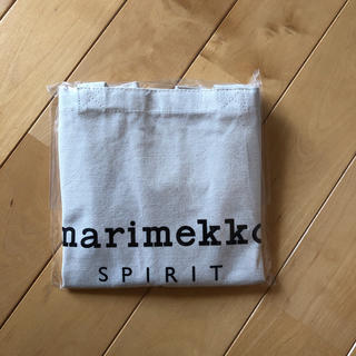 マリメッコ(marimekko)のマリメッコ  スピリット展 バッグ(トートバッグ)