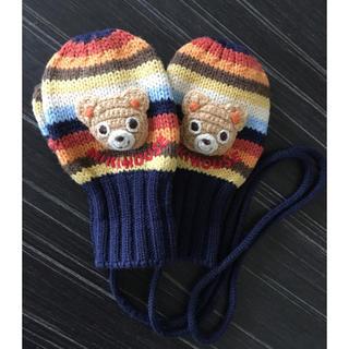 ミキハウス(mikihouse)のミキハウス プッチーくん 手袋 S(手袋)