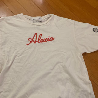 アリシアスタン(ALEXIA STAM)のalexiastam  Tシャツ(Tシャツ(半袖/袖なし))