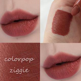 colourpop - 新品★カラーポップ リップ lippie stix★ziggie