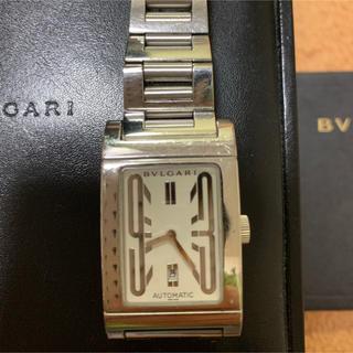 ブルガリ(BVLGARI)のブリガリ レッタンゴロ メンズ 自動巻き 正規証明付(その他)