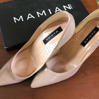 マミアン(MAMIAN)の替えヒール付き パンプス MAMIAN(ハイヒール/パンプス)