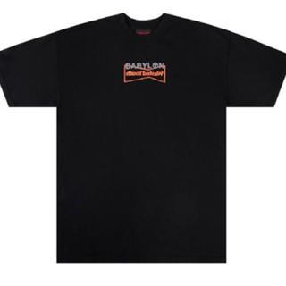 バビロン(BABYLONE)のwasted youth babylon Tシャツ XLサイズ(Tシャツ/カットソー(半袖/袖なし))