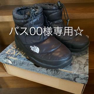 ザノースフェイス(THE NORTH FACE)の【値下げOK! 】☆25.5cm THE  NORTH FACE スノーブーツ☆(ブーツ)