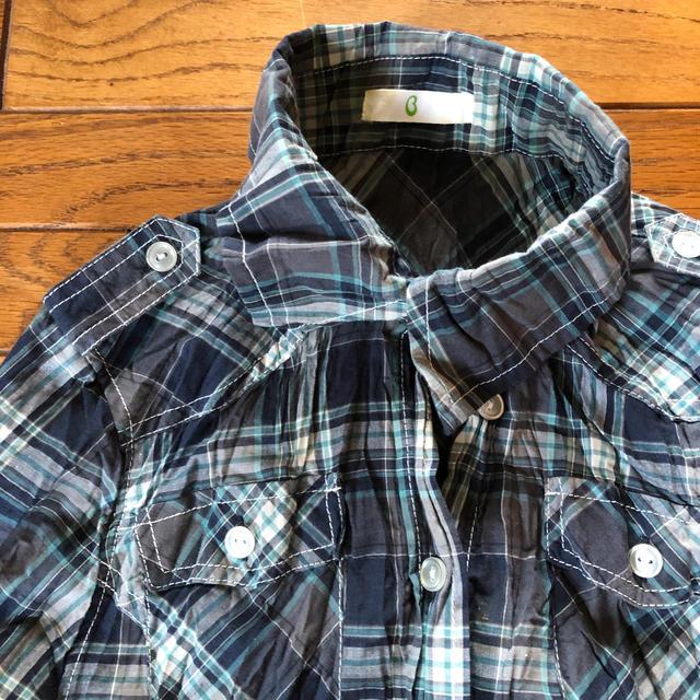 ベルメゾン(ベルメゾン)のベルメゾン  ロングシャツ レディースのトップス(Tシャツ(長袖/七分))の商品写真