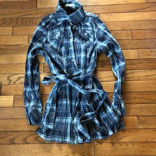 ベルメゾン(ベルメゾン)のベルメゾン  ロングシャツ(Tシャツ(長袖/七分))