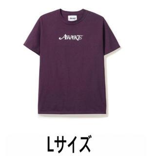 AWAKE - awake gdc girls don't cry logo tee 紫