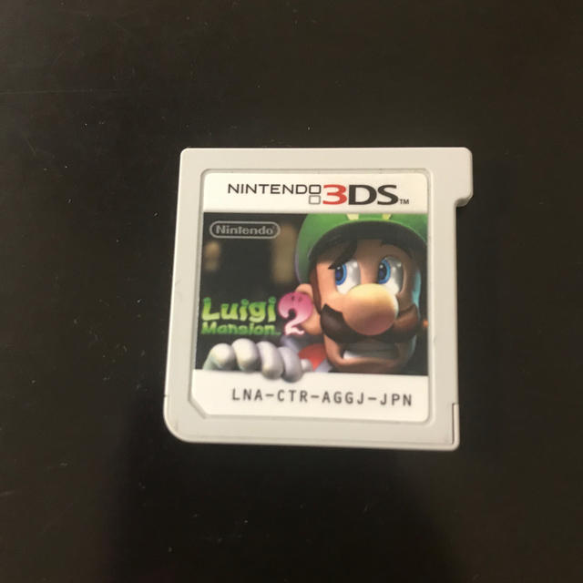 ニンテンドー3DS(ニンテンドー3DS)のルイージマンション2 エンタメ/ホビーのゲームソフト/ゲーム機本体(家庭用ゲームソフト)の商品写真
