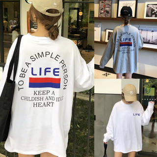 ビッグtシャツ ♡ 韓国ファッション
