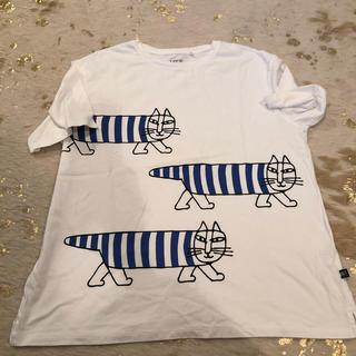UNIQLO - ユニクロ リサラーソンTシャツ 未使用