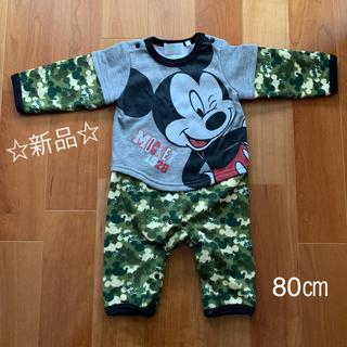 Disney - ミッキー ロンパース