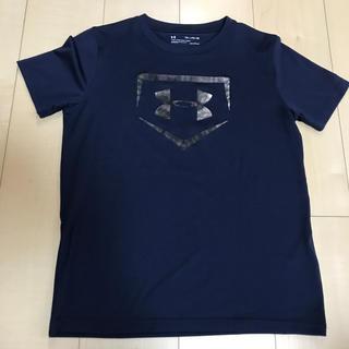 アンダーアーマー(UNDER ARMOUR)のアンダーアーマージュニアTS(Tシャツ/カットソー)
