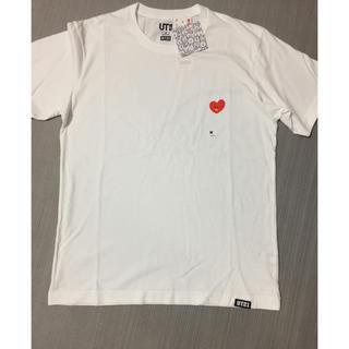 ボウダンショウネンダン(防弾少年団(BTS))のBTSユニクロBT21Tシャツ(Tシャツ/カットソー(半袖/袖なし))