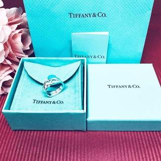 ティファニー(Tiffany & Co.)の☆新品☆未使用☆ティファニー パロマピカソトリプルラビングハートリング11号(リング(指輪))