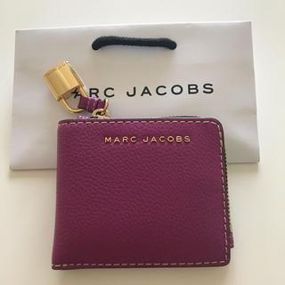 マークバイマークジェイコブス(MARC BY MARC JACOBS)のMARC JACOBS  マークジェイコブス 2つ折り財布 (財布)