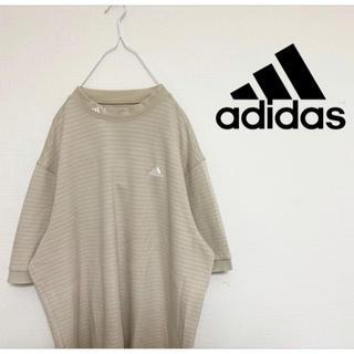 """adidas - 古着 """"adidas"""" スポーティーTシャツ"""