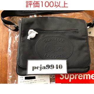 シュプリーム(Supreme)のsupreme lacoste small messenger bag ラコステ(メッセンジャーバッグ)