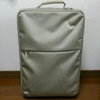 ムジルシリョウヒン(MUJI (無印良品))の無印良品キャリーバック(スーツケース/キャリーバッグ)