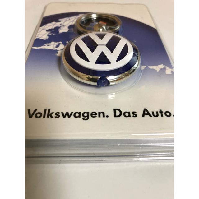 Volkswagen(フォルクスワーゲン)のVW フォルクスワーゲン ノベルティ LED ライト キーリング 1個 エンタメ/ホビーのコレクション(ノベルティグッズ)の商品写真