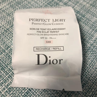 ディオール(Dior)のディオール スノーパーフェクトライトクッション(ファンデーション)