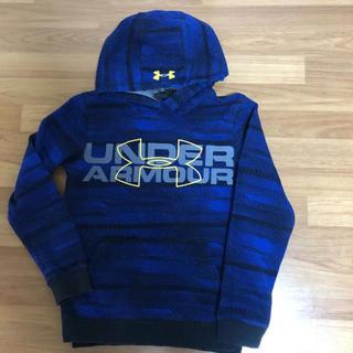 アンダーアーマー(UNDER ARMOUR)のアンダーアーマー パーカー 150(ジャケット/上着)