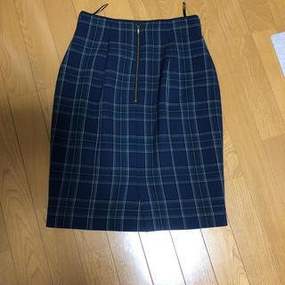 アプワイザーリッシェ(Apuweiser-riche)のアプワイザーリッシェのタイトスカート(ひざ丈スカート)