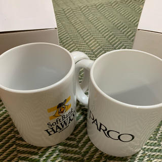 福岡限定 ホークスマグカップ(記念品/関連グッズ)