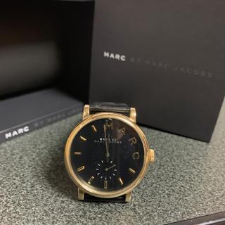 マークバイマークジェイコブス(MARC BY MARC JACOBS)のMARC BY MARC JACOBS 腕時計 レディース(腕時計)