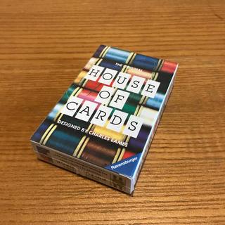 イームズ(EAMES)のhouse of cards eames(その他)