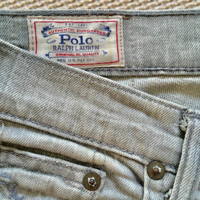 POLO RALPH LAUREN(ポロラルフローレン)のラルフローレン デニム レディースのパンツ(デニム/ジーンズ)の商品写真
