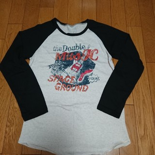 ダブルネーム(DOUBLE NAME)のDOUBLENAME 長袖シャツ 未使用(Tシャツ(長袖/七分))