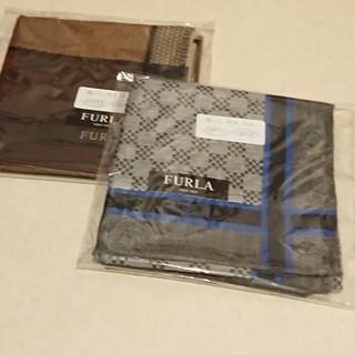 フルラ(Furla)のFURLA ハンカチ(ハンカチ/ポケットチーフ)