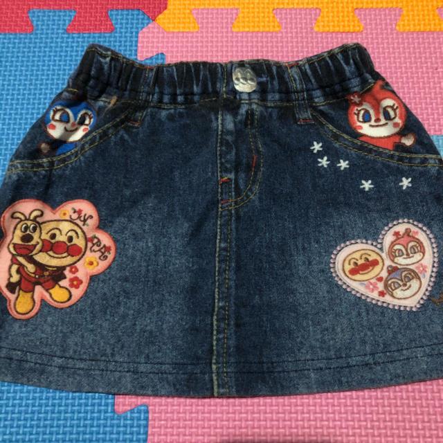 アンパンマン(アンパンマン)の専用💗 キッズ/ベビー/マタニティのキッズ服 女の子用(90cm~)(スカート)の商品写真