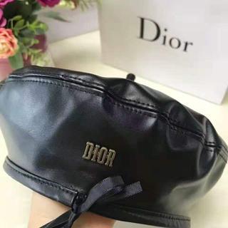 Dior - 【Dior】ブラック DIOR ARTY ベレー