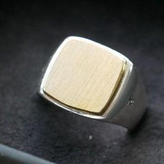ロンハーマン(Ron Herman)の定価8.3万 ほぼ未使用 トムウッド 16号 TOMWOOD 指輪 9k(リング(指輪))