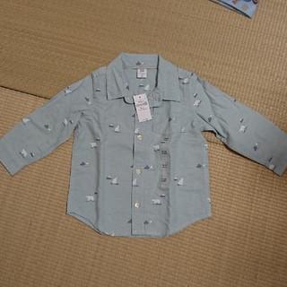 ベビーギャップ(babyGAP)のbabyGAP/ベビーギャップ:長袖シャツ(ブラウス)
