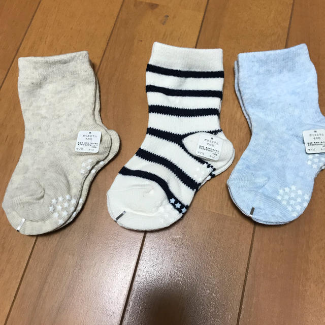 ベルメゾン(ベルメゾン)のベルメゾン  ベビー靴下 キッズ/ベビー/マタニティのこども用ファッション小物(靴下/タイツ)の商品写真