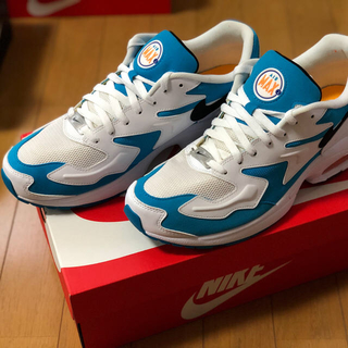 NIKE - AIR MAX2 LIGHT BLUE RAGOON エアマックス2