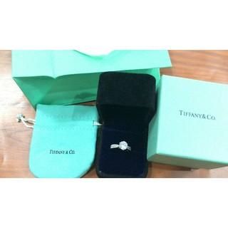 ティファニー(Tiffany & Co.)のTiffany ティファニー リング キラキラ(リング(指輪))