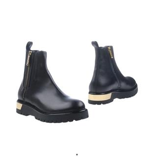 ドゥーズィエムクラス(DEUXIEME CLASSE)の新品!定価35100円 LORETTTA PETTINARI ワークブーツ(ブーツ)