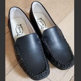アシックス(asics)の新品未使用 asics  AccreZ  モカシン ローファー(ローファー/革靴)
