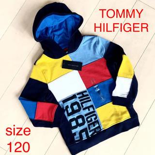 TOMMY HILFIGER - 未使用 TOMMY HILFIGER パーカー サイズ120